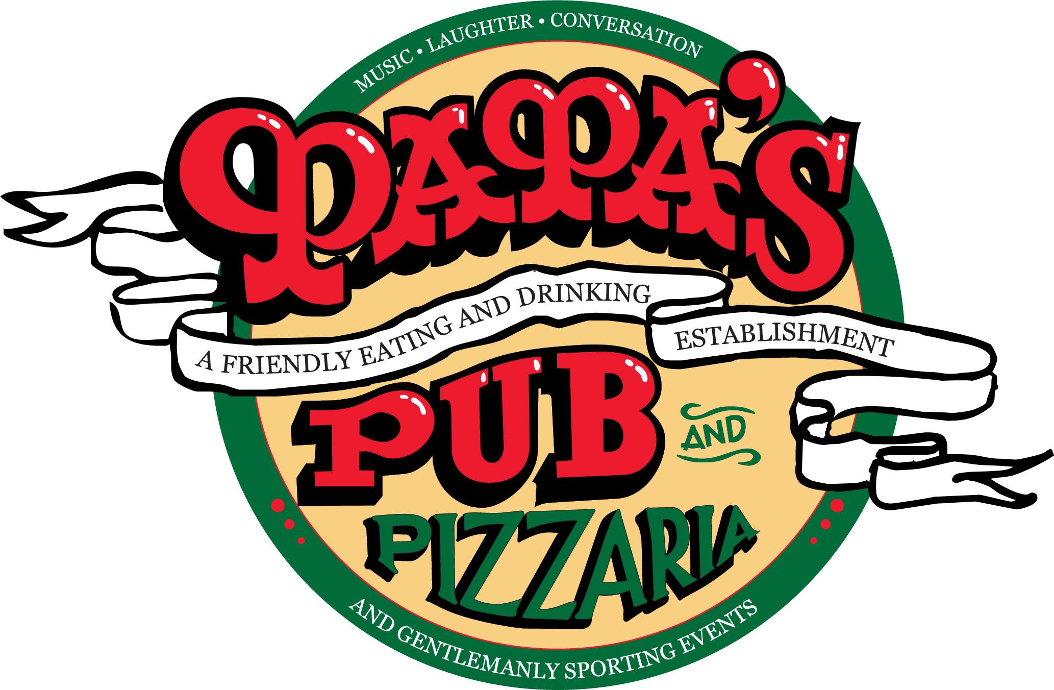Papa's Pub Pizzaria